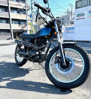 趣味のバイク、カスタム始めました