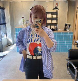 お気に入りシャツ